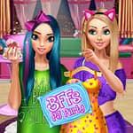 BFF piżamowe przyjęcie