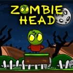 Głowa zombi
