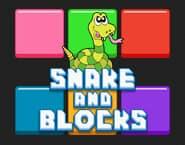 Węże i bloki