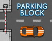 Zablokowany parking