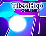 Tiles Hop Online