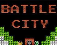 Battle City Tank
