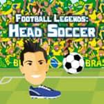 Legendy piłki nożnej: Piłkarskie głowy