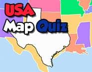 USA Map Quiz