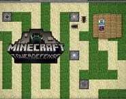 Minecraft - obrona wie?y 1