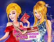VIP Księżniczki: Paryski Tydzień Mody