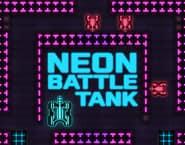 Neonowy czołg bojowy