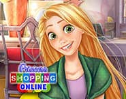Zakupy online księżniczki