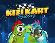 Wyścigi Kizi Kart