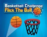 Koszykówkowe wyzwanie: Łap piłkę