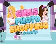 Fotoprzebieranka dla dziewcząt