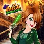Fantazyjny wygląd Belle