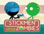 Patyczak kontra zombi
