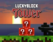 Lucky Block Tower
