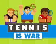 Tenis to wojna