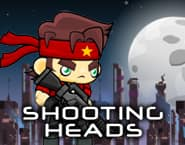 Strzelające głowy