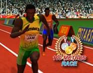 Wyścig na 100 metrów