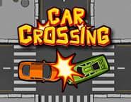 Samochodowe skrzyżowanie