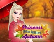 Miejska jesień księżniczki