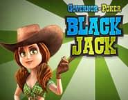 Gubernator pokera Blackjack