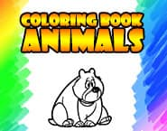 Kolorowanka - zwierzęta