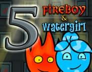 Ognisty Chłopak i Wodna Dziewczyna 5: Elementy