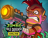 Zombie Idle Defense Online