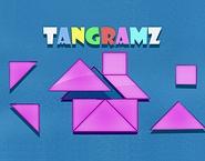 Układanka tangram