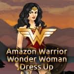 Przebieranka Wonder Woman - amazońska wojowniczka