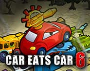 Auto zjada auto 6