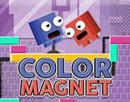 Kolorowe magnety
