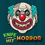 Rzuty nożem - horror
