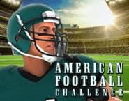 Amerykański futbol - Wyzwanie