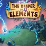 The Keeper of 4 Elements
