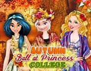 Jesienny bal w szkole księżniczek