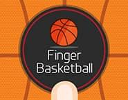 Koszykówka jednym palcem
