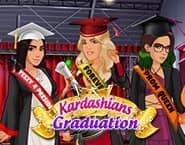 Kardashianki absolwentkami