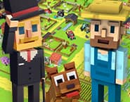 Blocky Farm