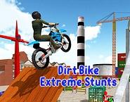 Dirt Bike Extreme Stunts