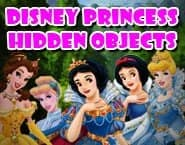 Disney Princess Hidden Objects