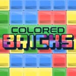 Kolorowe cegiełki
