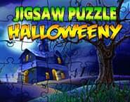 Układanka: Halloweeny