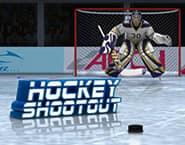 Hokejowa strzelanina