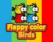 Kolorowe Flappy Birds