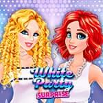 Białe party z niespodzianką