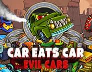 Auto zjada auto: Złe auta