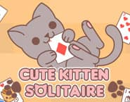 Cute Kitty Solitaire